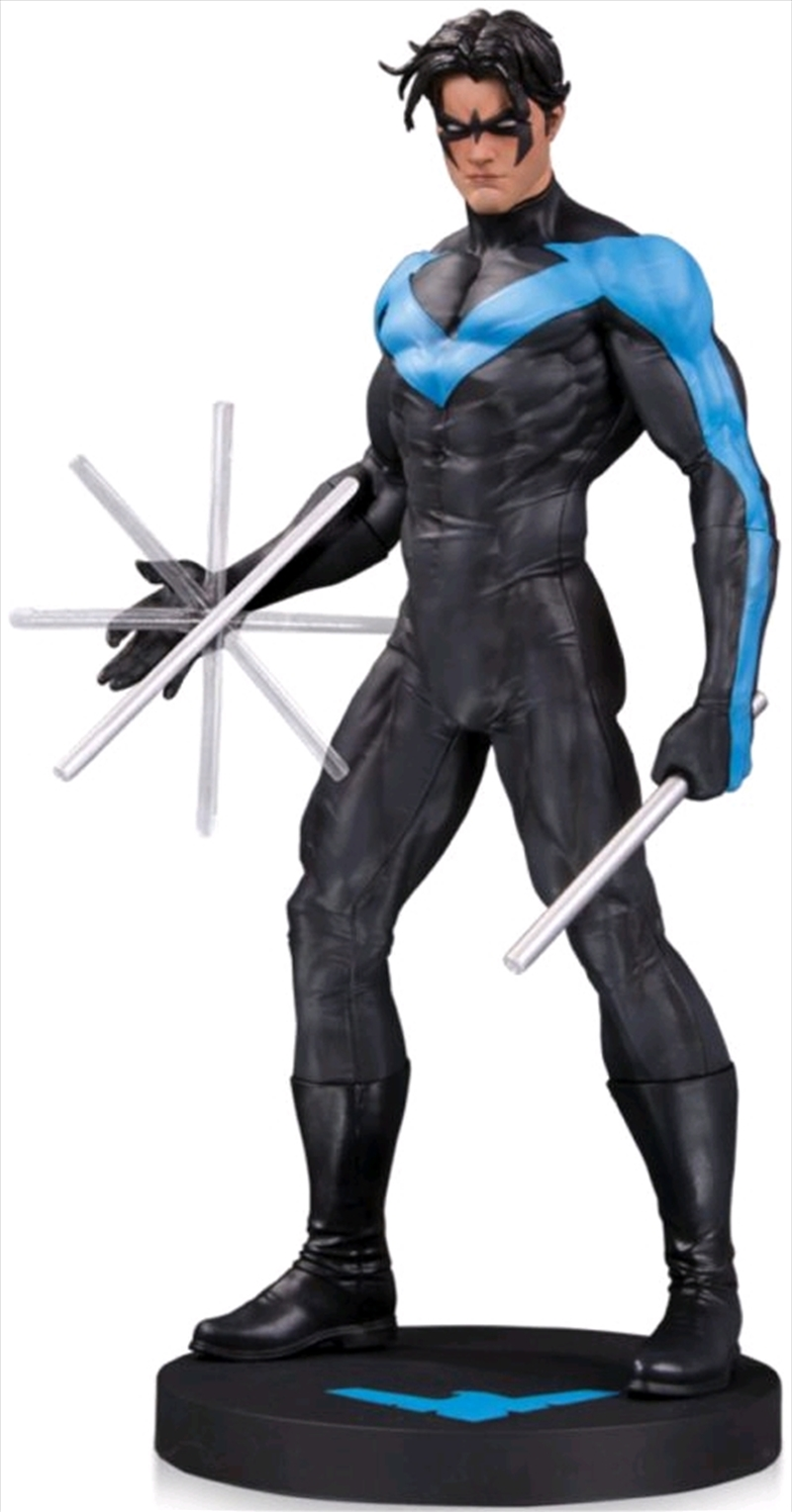 Batman - Nightwing by Jim Lee Designer Mini Statue | Merchandise