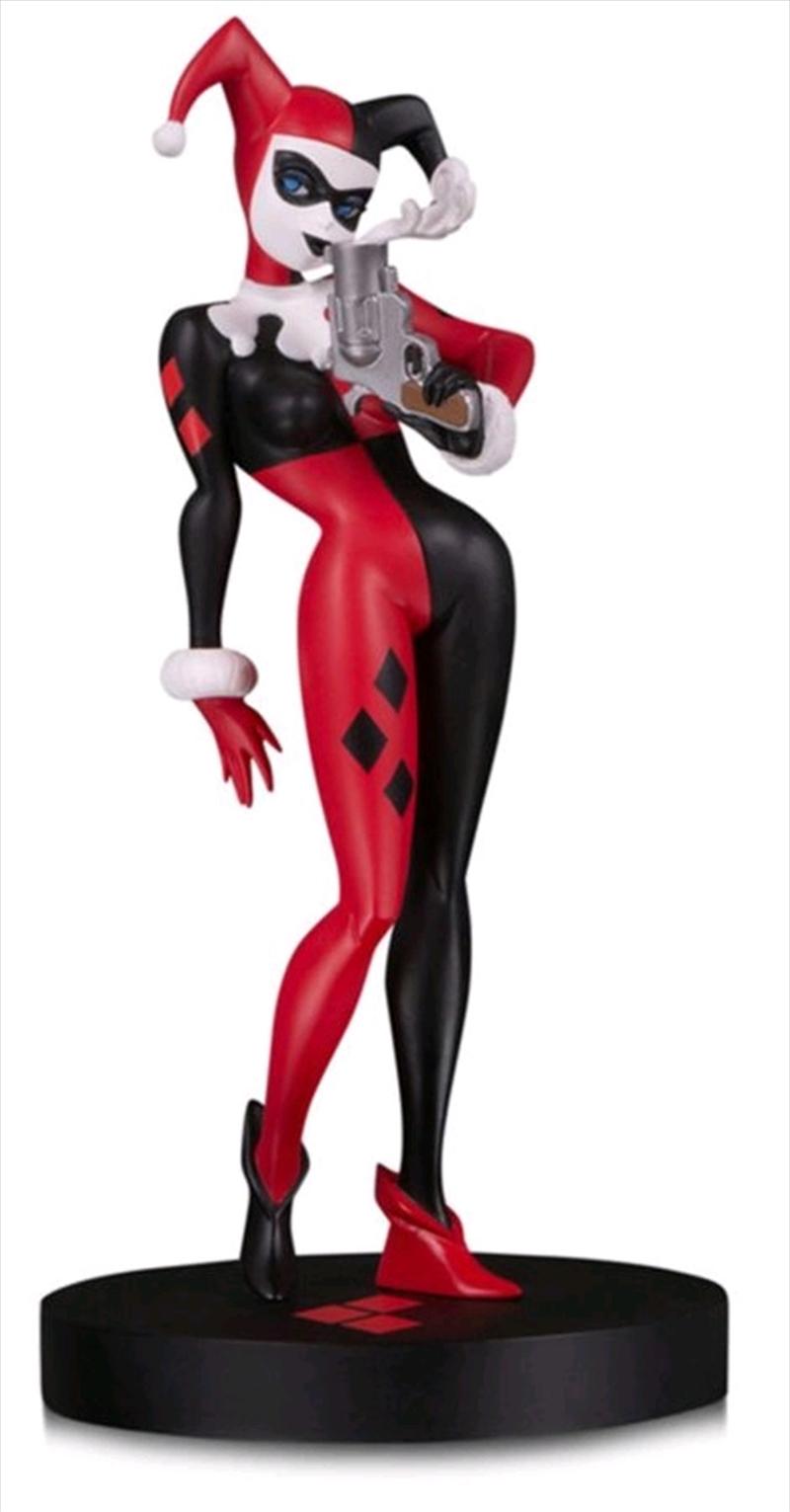Batman - Harley Quinn by Bruce Timm Designer Mini Statue   Merchandise