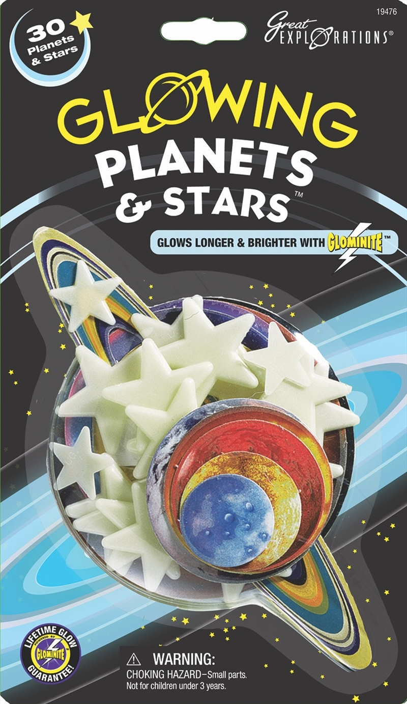 Glowing Planets And Stars | Toy