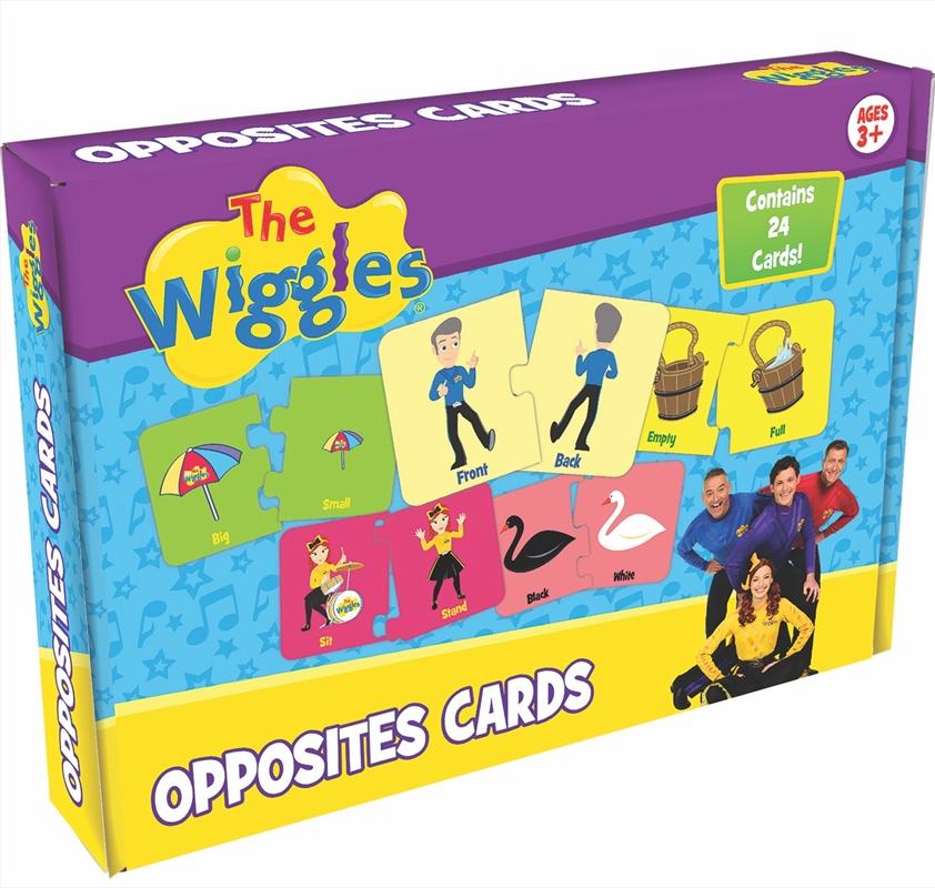 Wiggles Opposite Cards | Merchandise