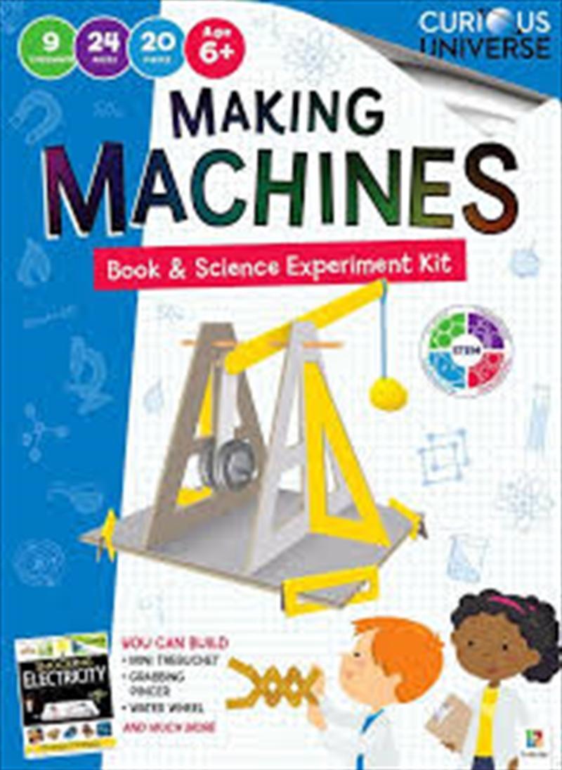Making Machines | Toy