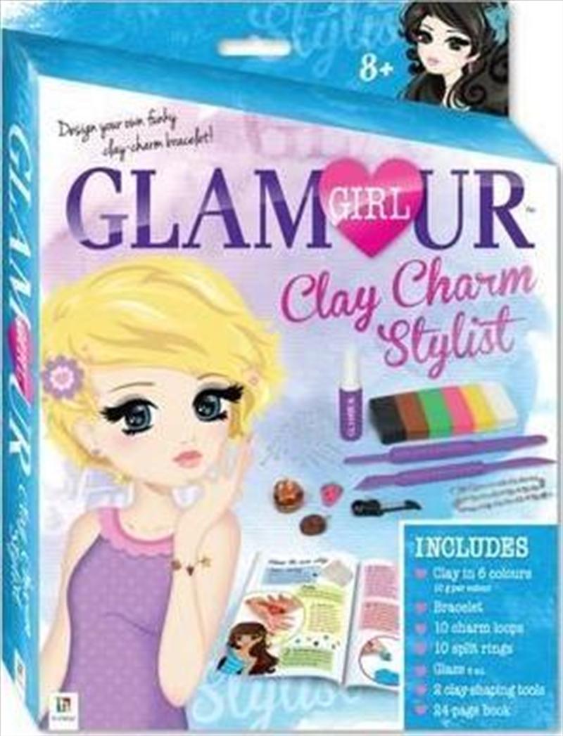 Clay Charm Stylist | Books