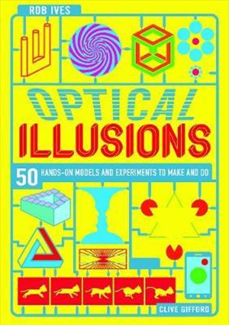 Optical Illusions | Books