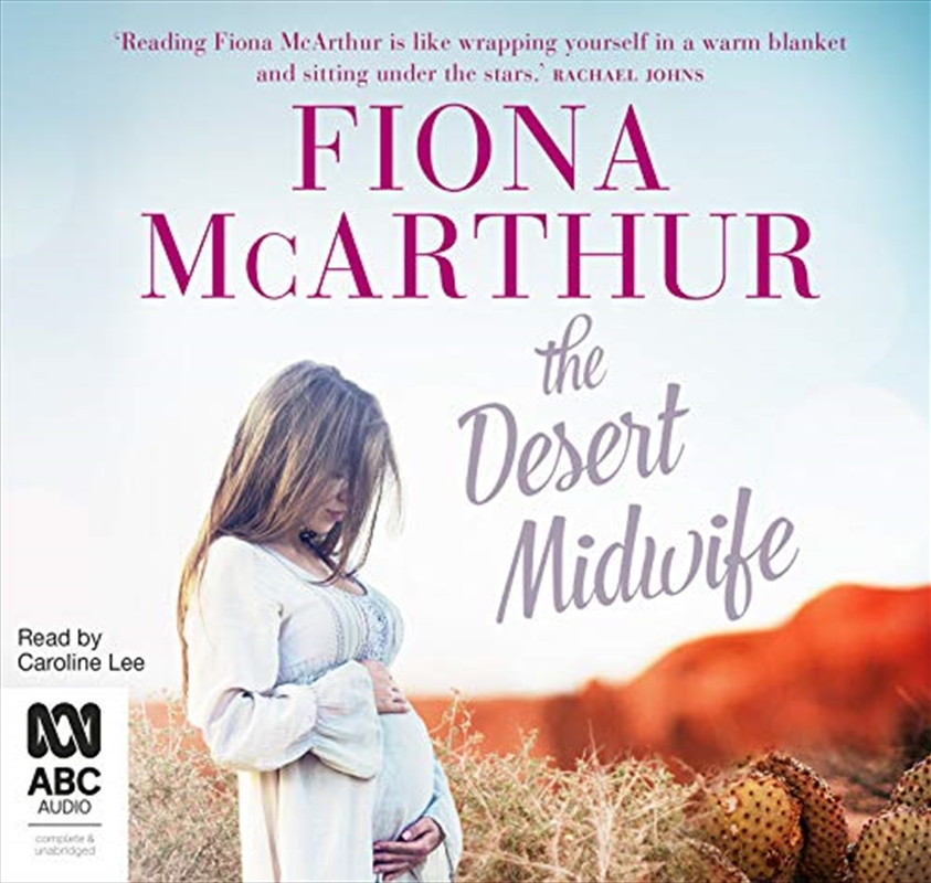The Desert Midwife | Audio Book