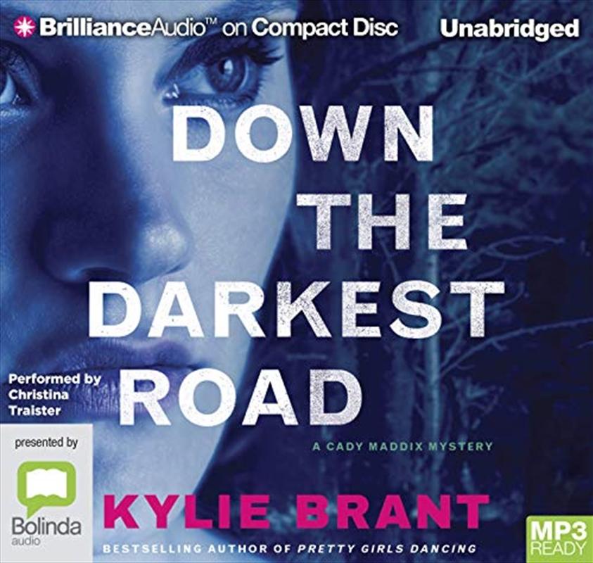 Down The Darkest Road   Audio Book