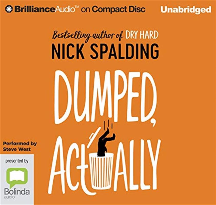 Dumped, Actually | Audio Book