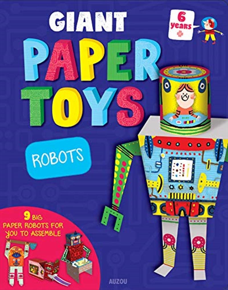 Robot | Board Book