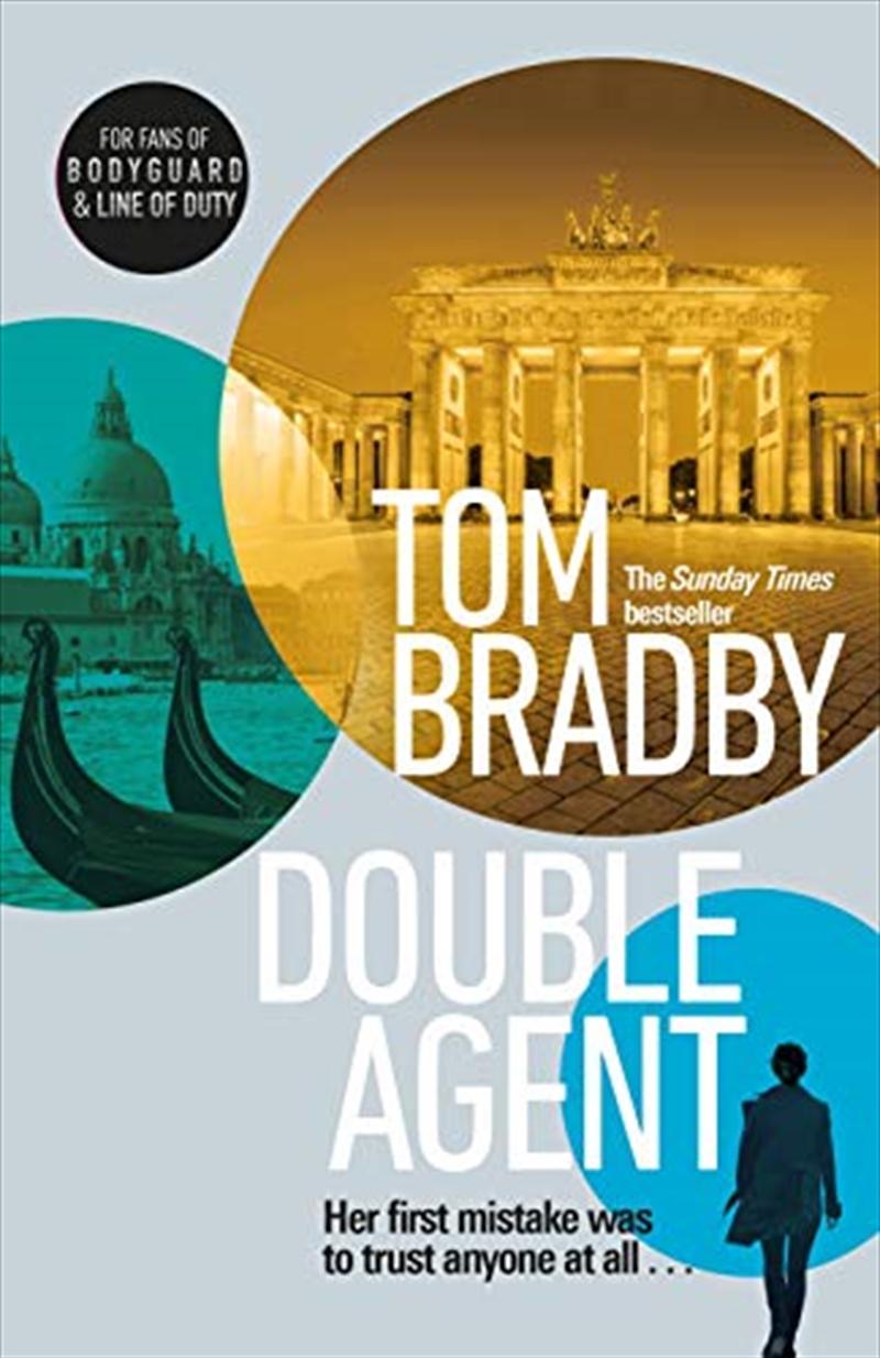 Double Agent | Hardback Book