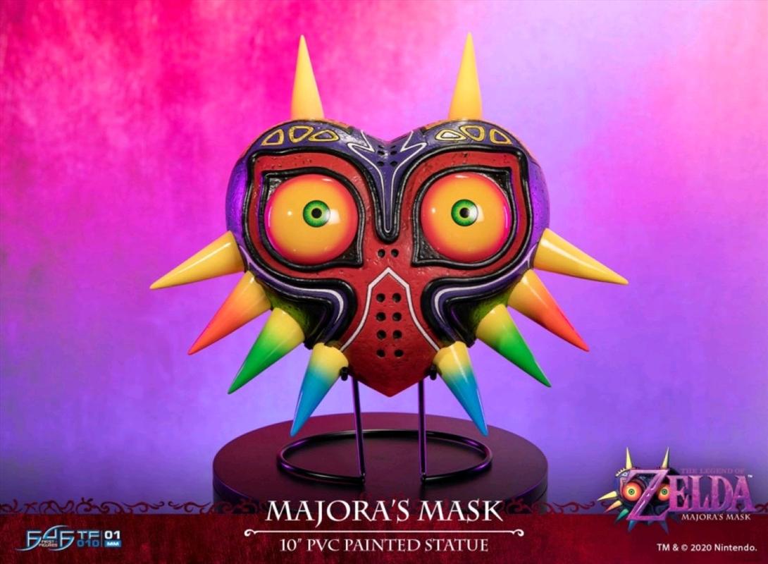The Legend of Zelda - Majora's Mask PVC Statue | Merchandise