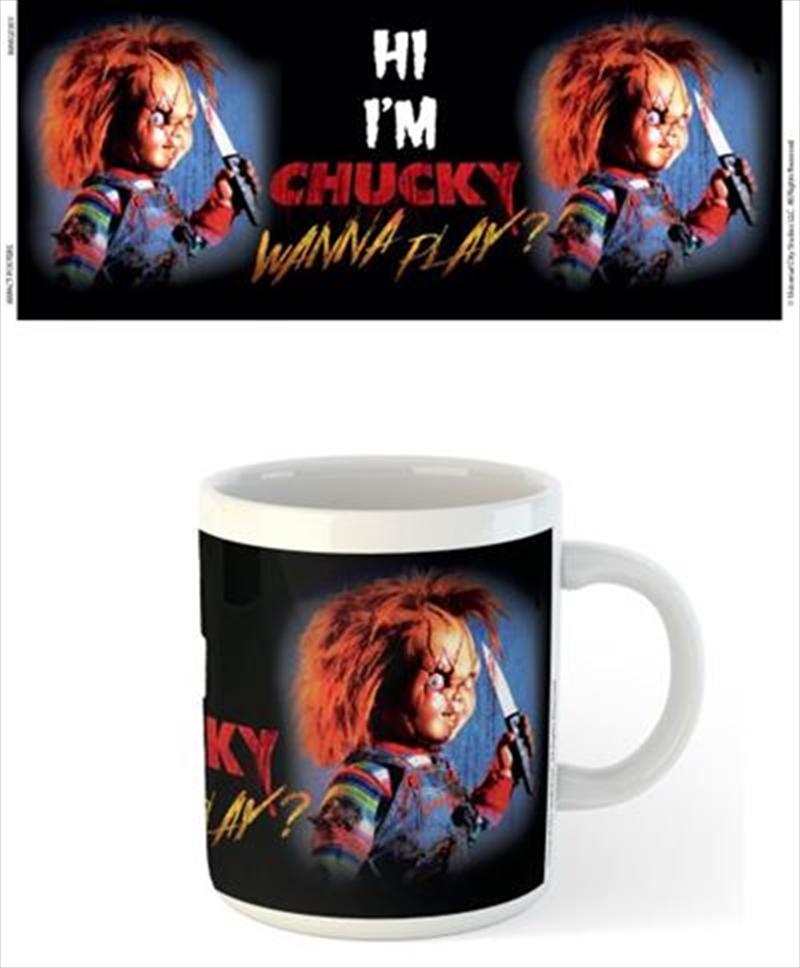 Chucky Wanna Play | Merchandise