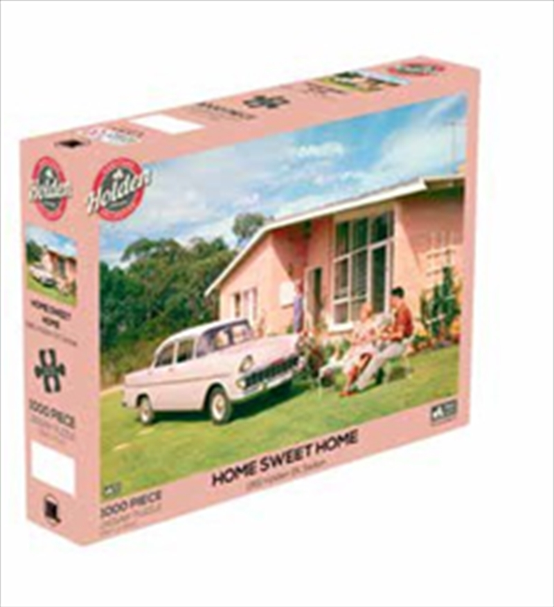 Holden Home Sweet Home 1000 Piece Puzzle | Merchandise