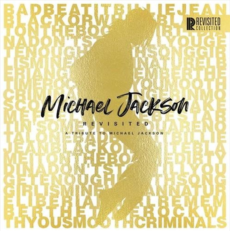 Michael Jackson Revisited - Tribute To MJ | CD