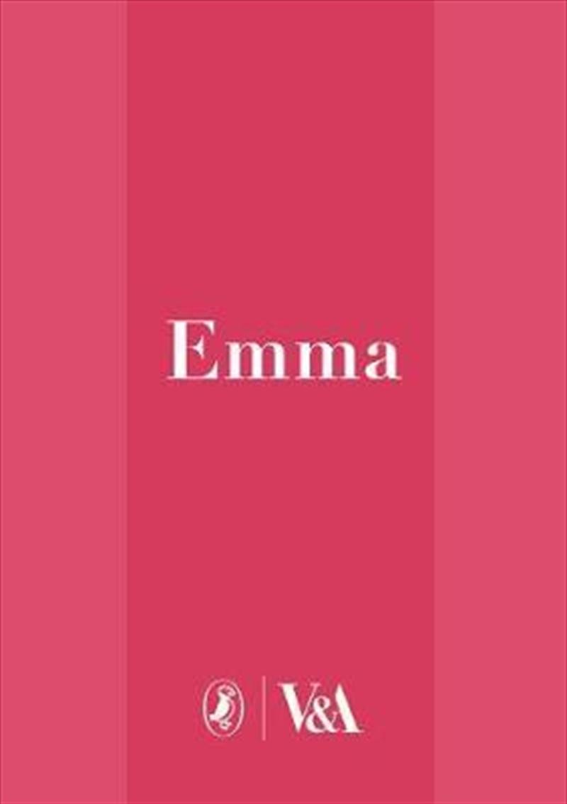 Emma: V&A Collector's Edition | Hardback Book