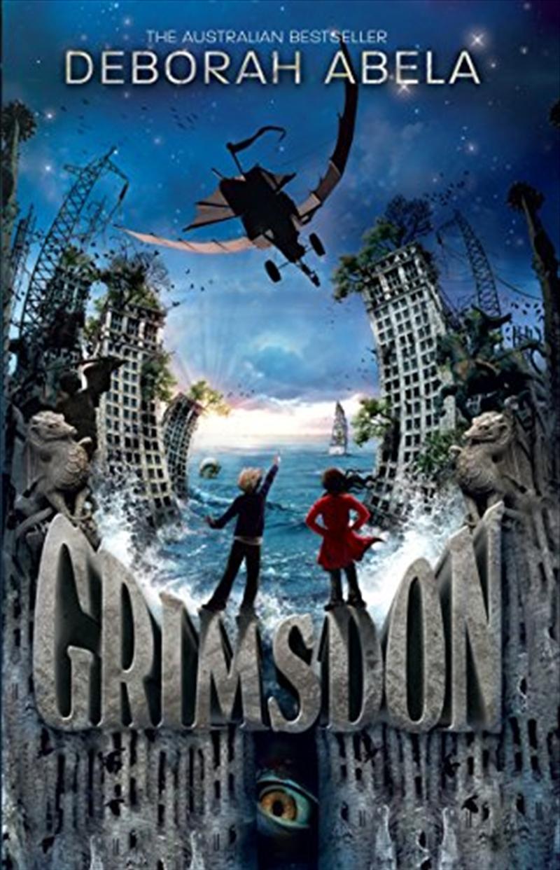 Grimsdon (1) | Paperback Book