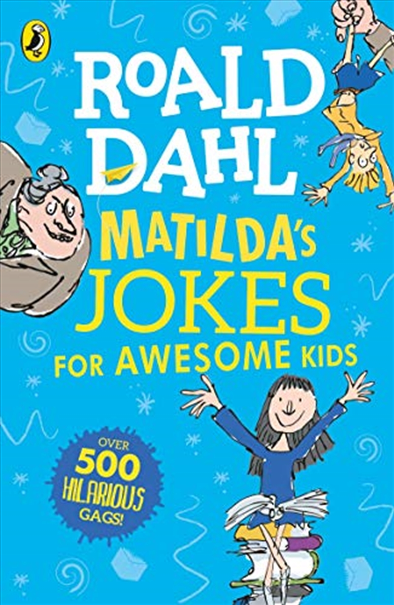 Matilda's Jokes For Awesome Kids | Paperback Book