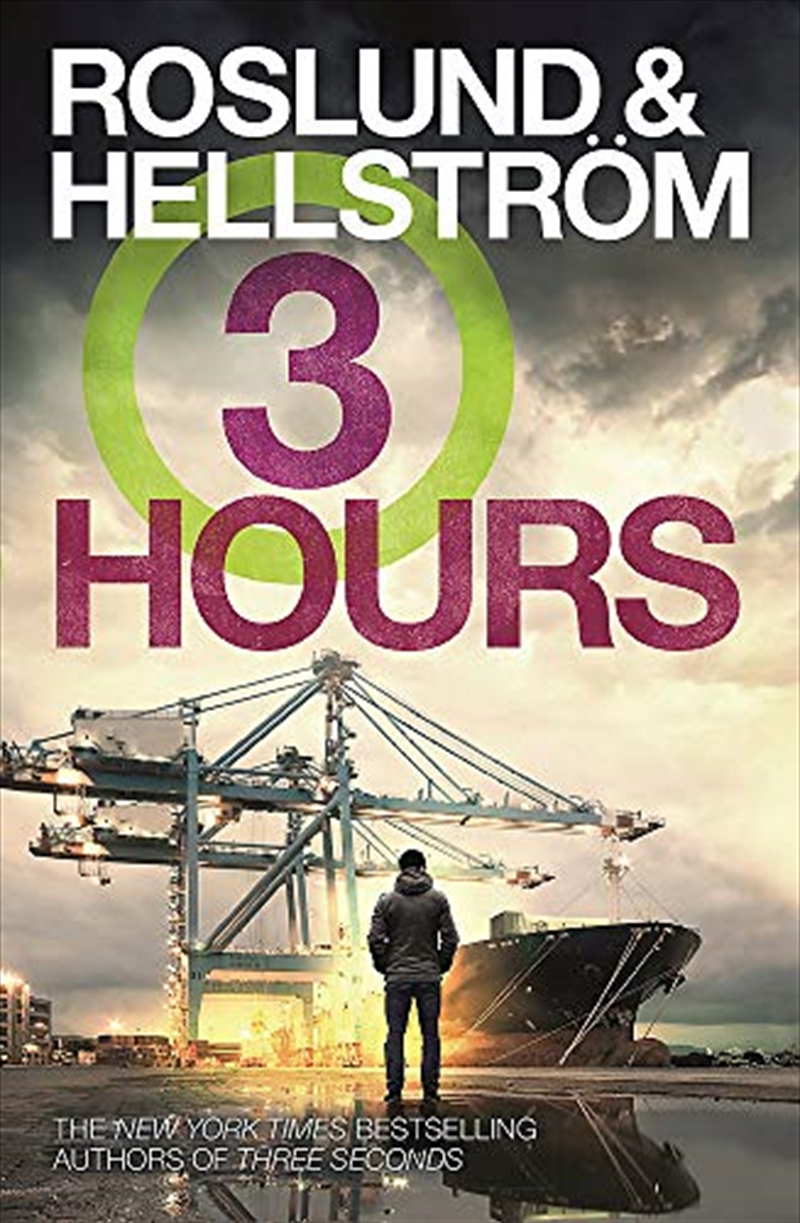 Three Hours Export | Paperback Book