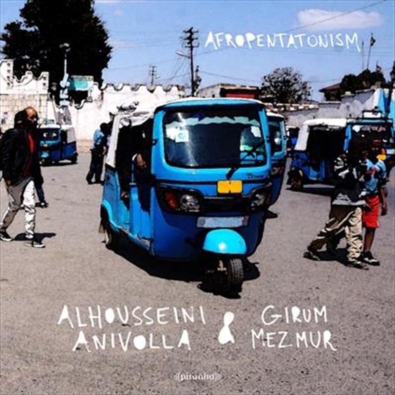 Afropentatonism | CD