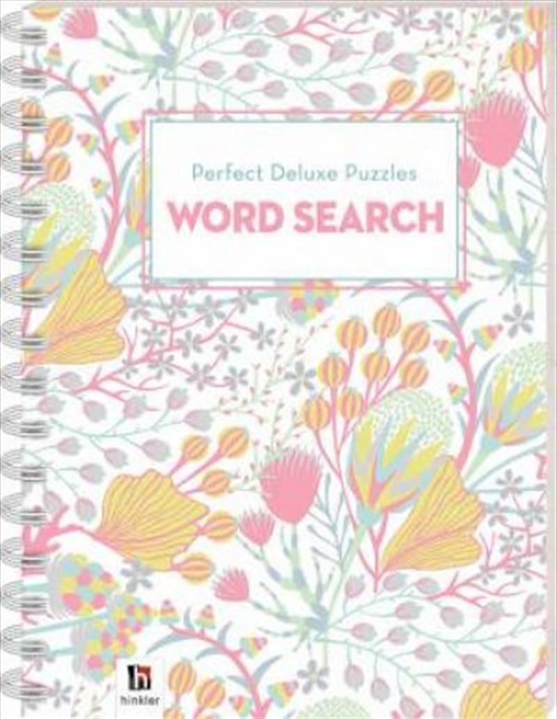 Perfect Deluxe Puzzles: Word Search 1 | Books