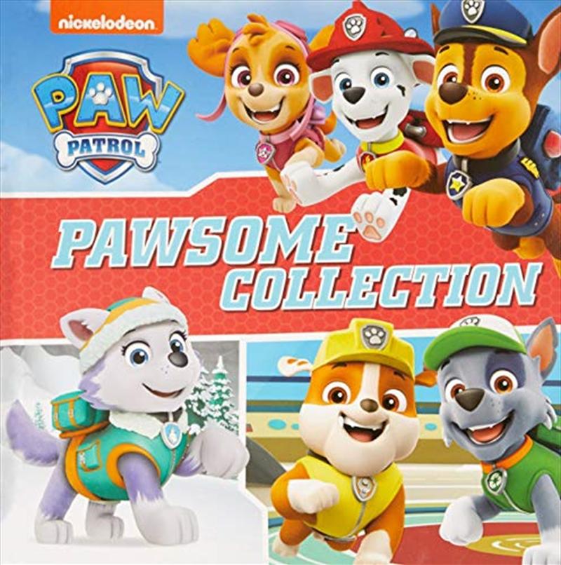 Paw Patrol Pawsome Collection | Hardback Book