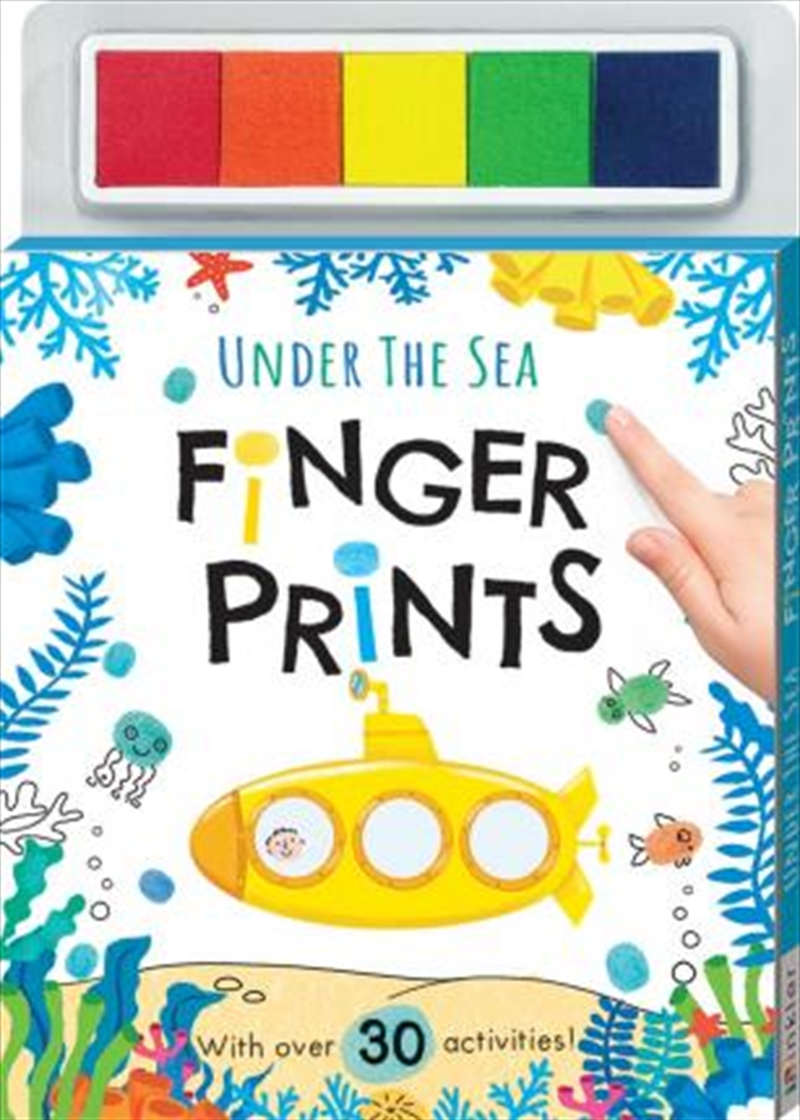 Under the Sea Fingerprints Kit | Merchandise
