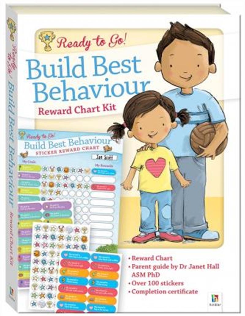 Build Best Behaviour | Merchandise