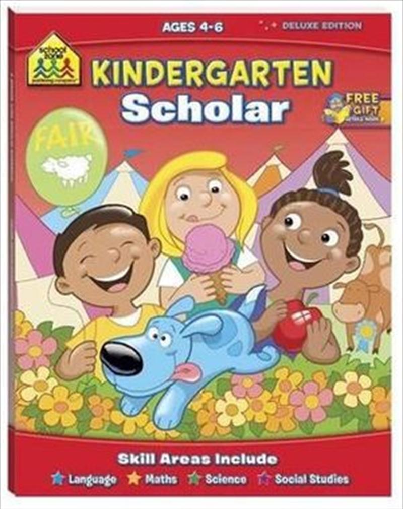 Kindergarten Scholar | Paperback Book
