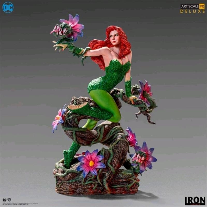 Batman - Poison Ivy 1:10 Scale Statue   Merchandise