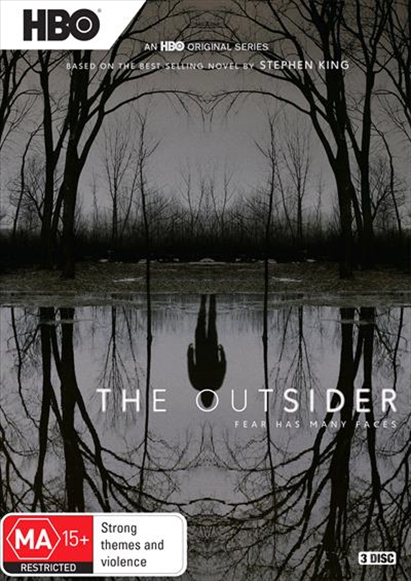 Outsider, The | DVD