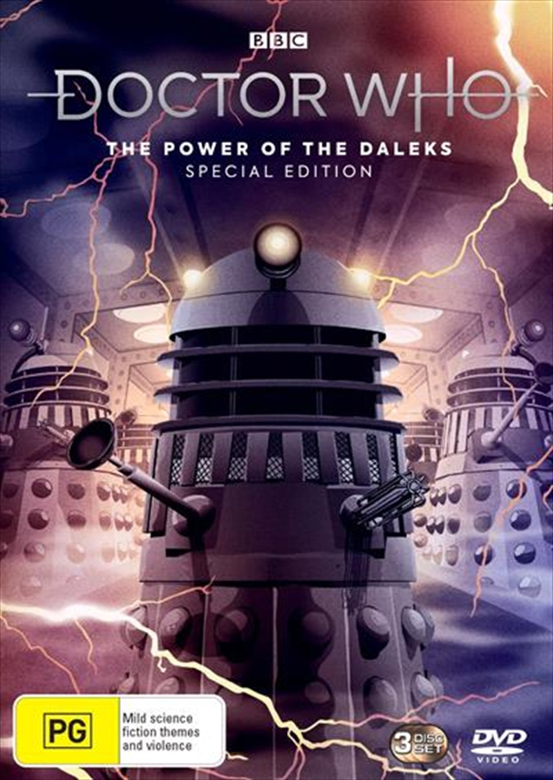 Doctor Who - The Power Of The Daleks - Special Edition | DVD