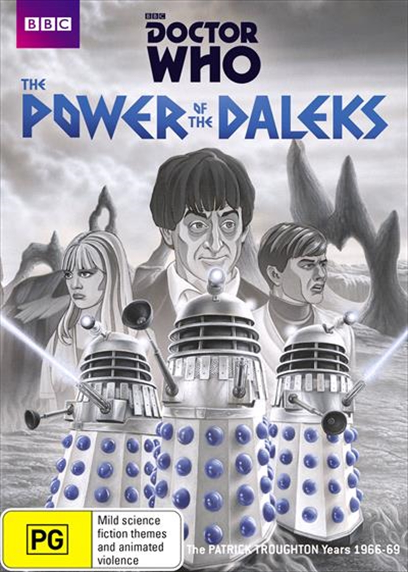 Doctor Who - The Power Of The Daleks | DVD