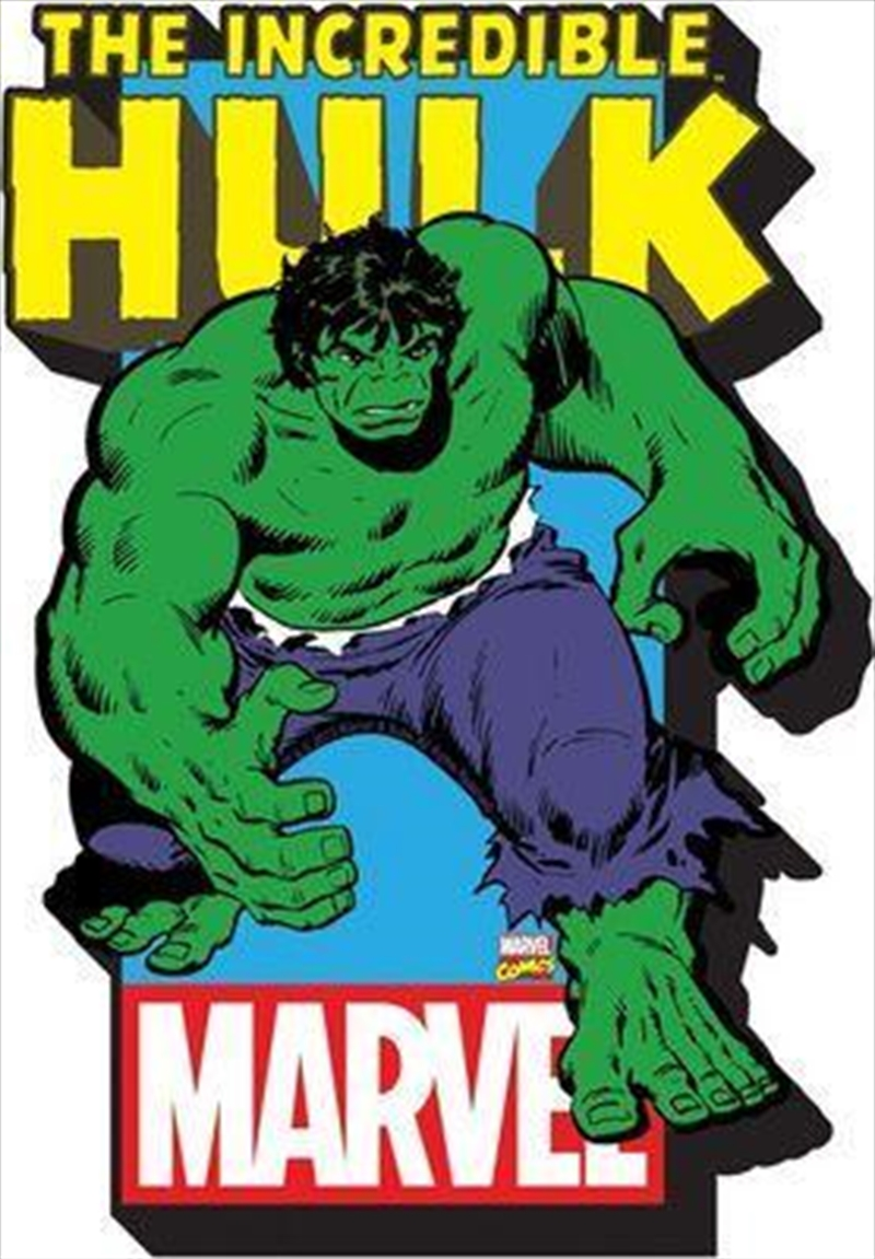 Marvel Hulk Magnet | Merchandise