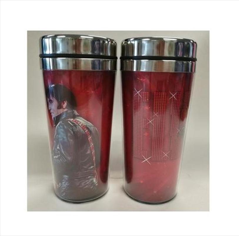 Elvis Thermo 68 Metallic Travel Mug | Merchandise