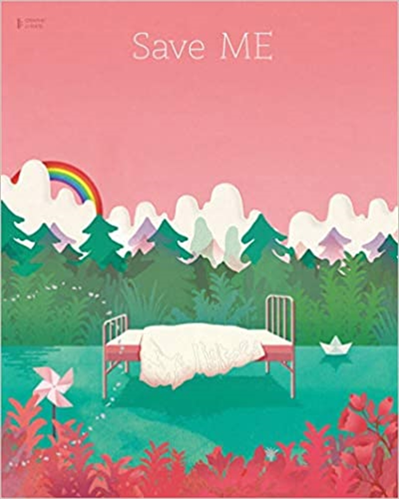 Save Me - Graphic Lyrics Vol 2   Hardback Book