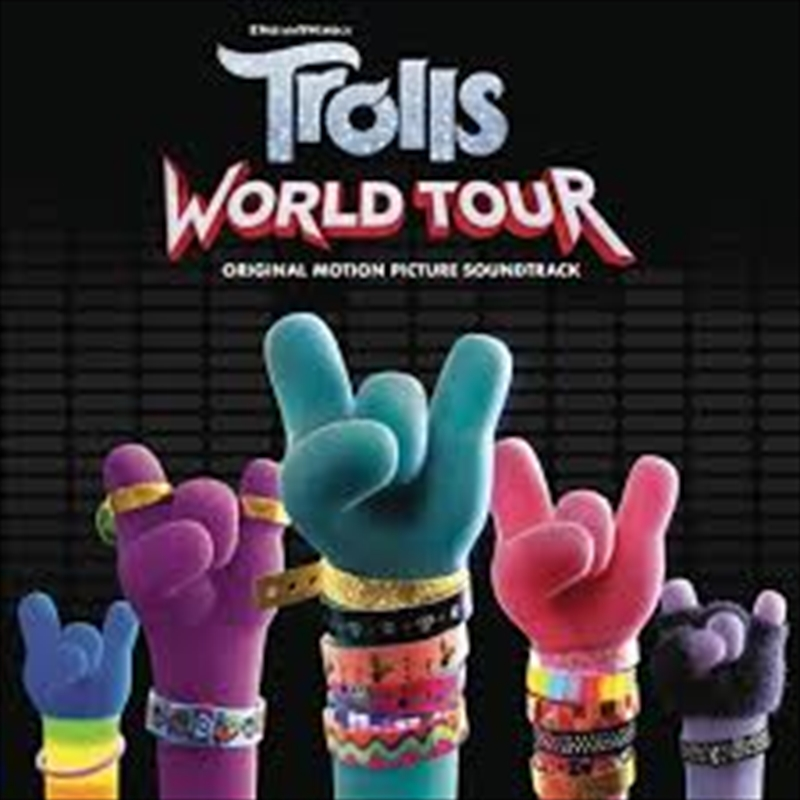 Trolls - World Tour | CD