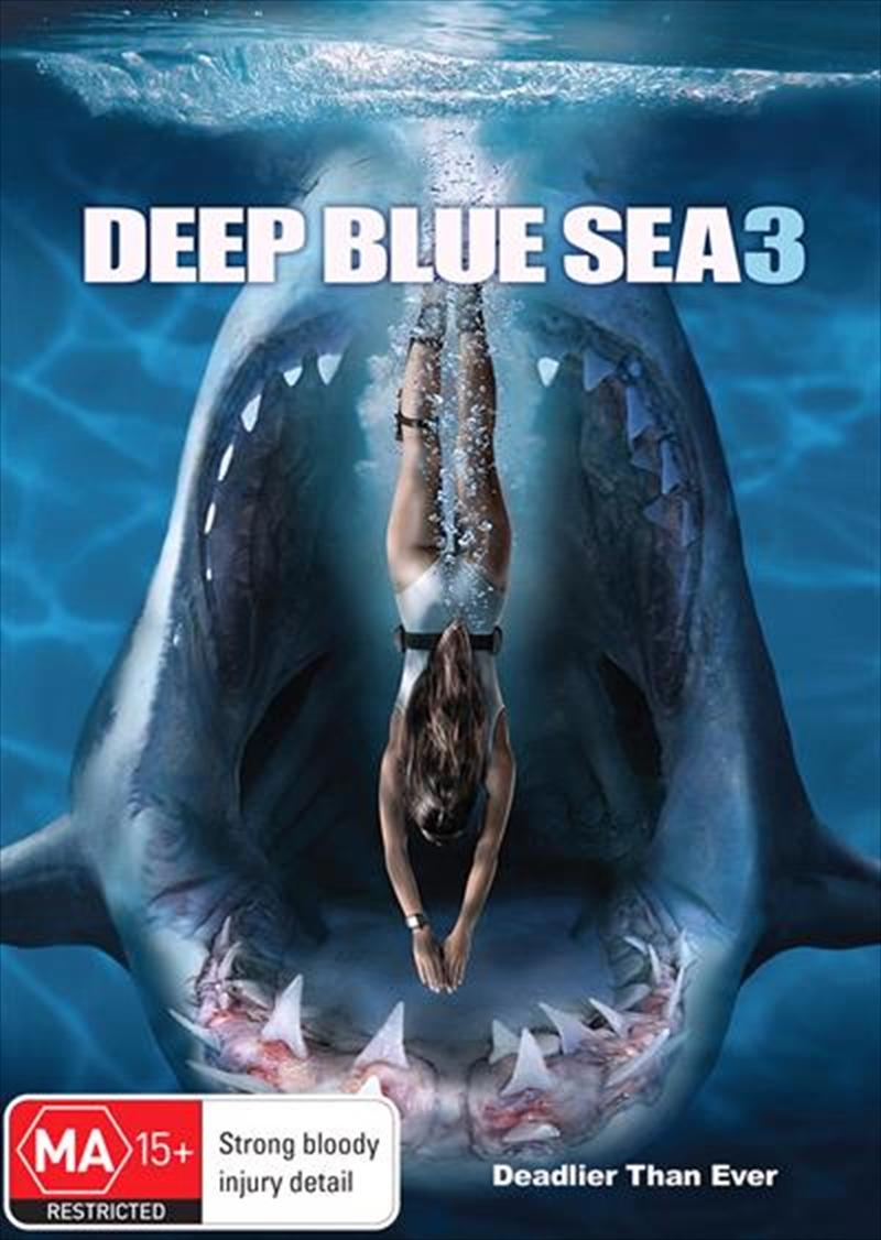 Deep Blue Sea 3 | DVD