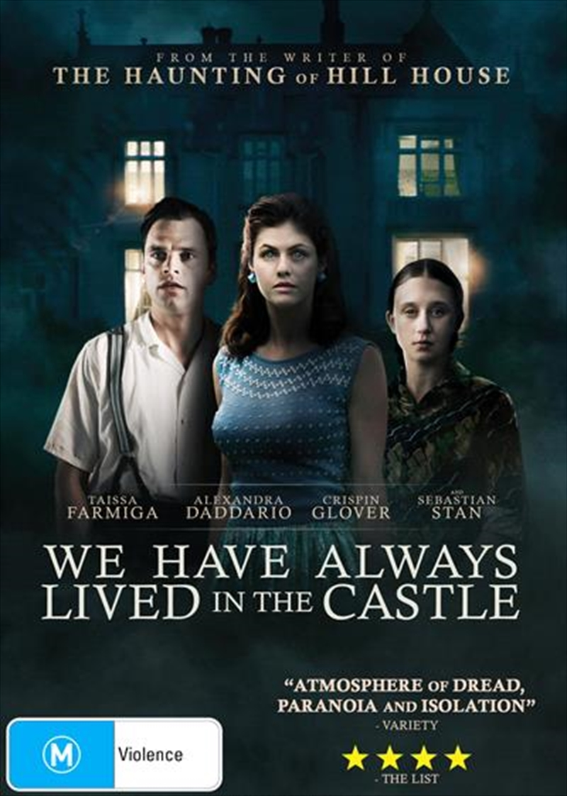 We Have Always Lived In The Castle | DVD
