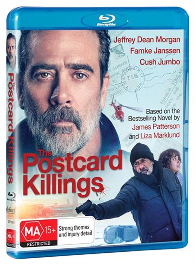 Postcard Killings, The | Blu-ray