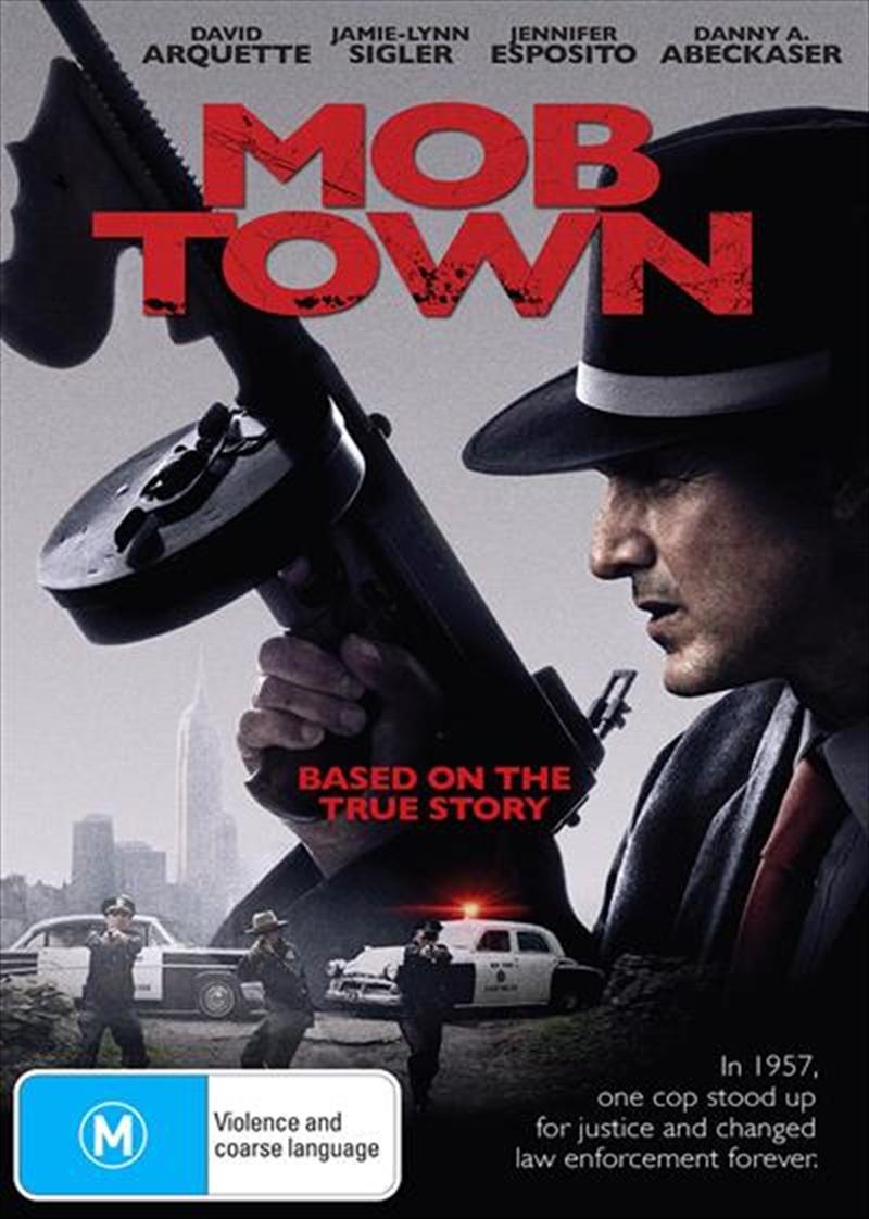 Mob Town   DVD