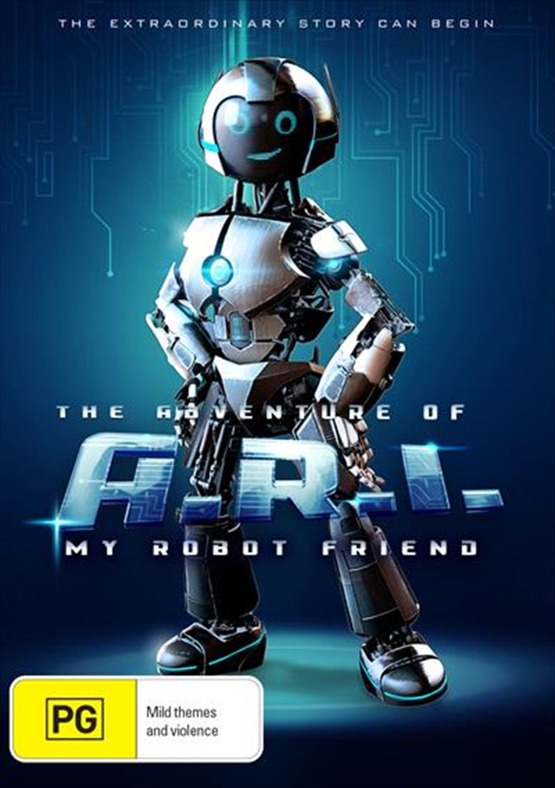 Adventure Of A.R.I. - My Robot Friend, The | DVD
