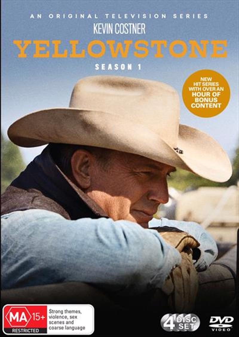 Yellowstone - Season 1 | DVD