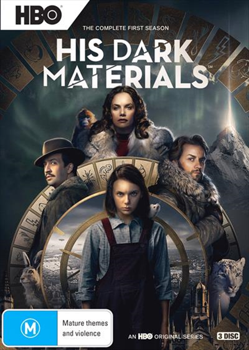 His Dark Materials | DVD