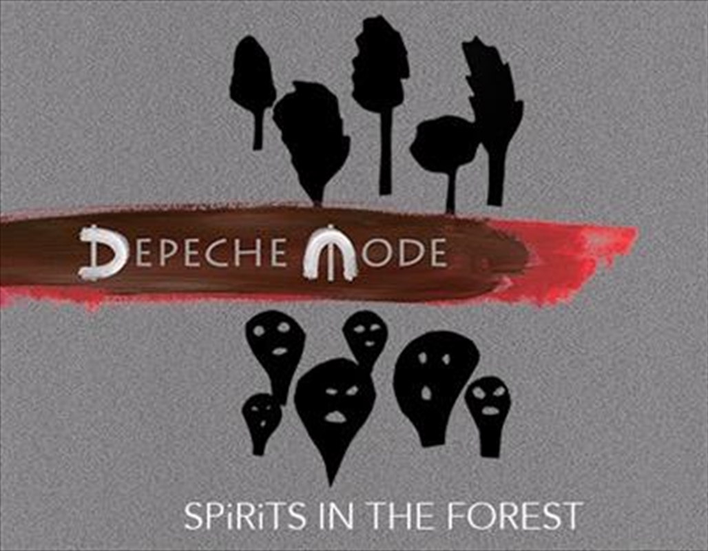 SpiRiTs In The Forest   CD/BLURAY