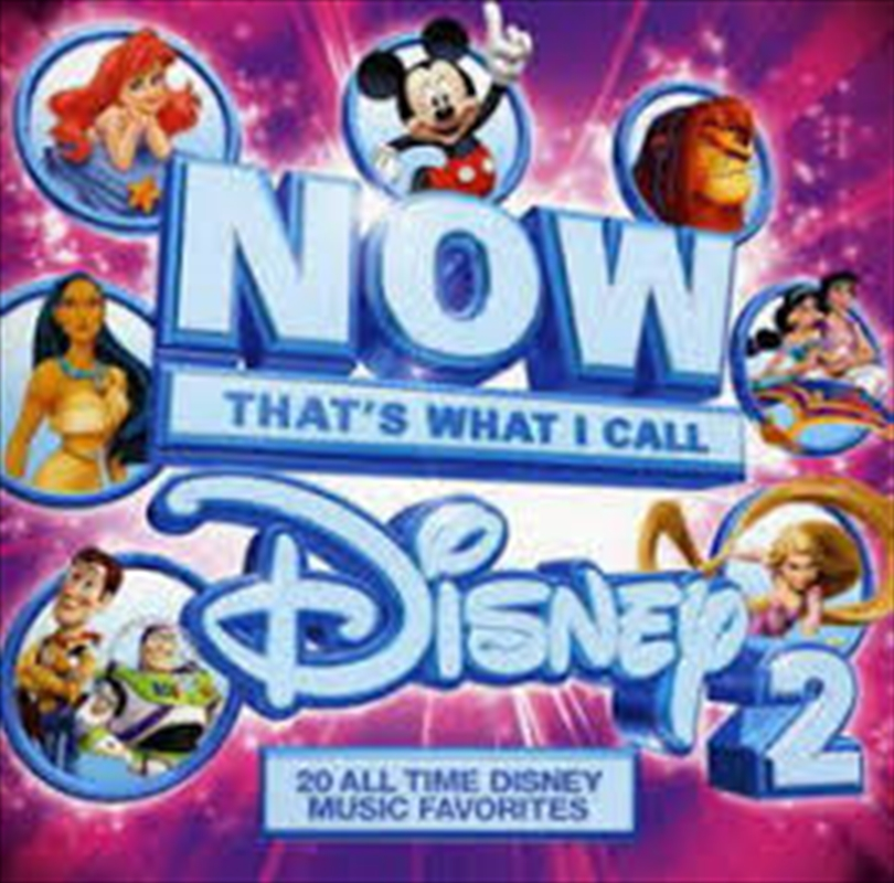 Now Thats What I Call Disney 2 | CD