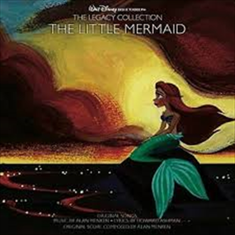 Walt Disney Records: The Little Mermaid | CD