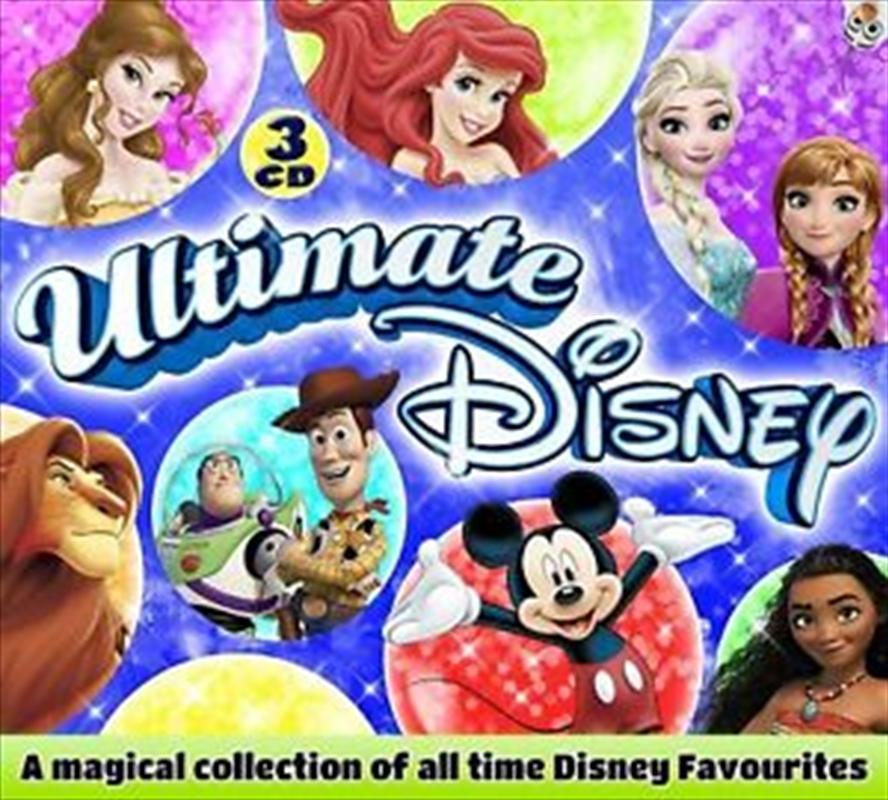 Ultimate Disney   CD
