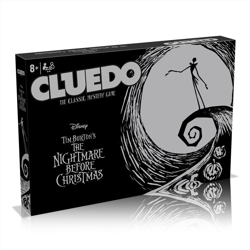 Nightmare Before Christmas Cluedo | Merchandise