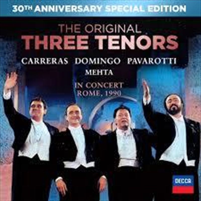 Three Tenors - 30th Anniversary Edition | CD