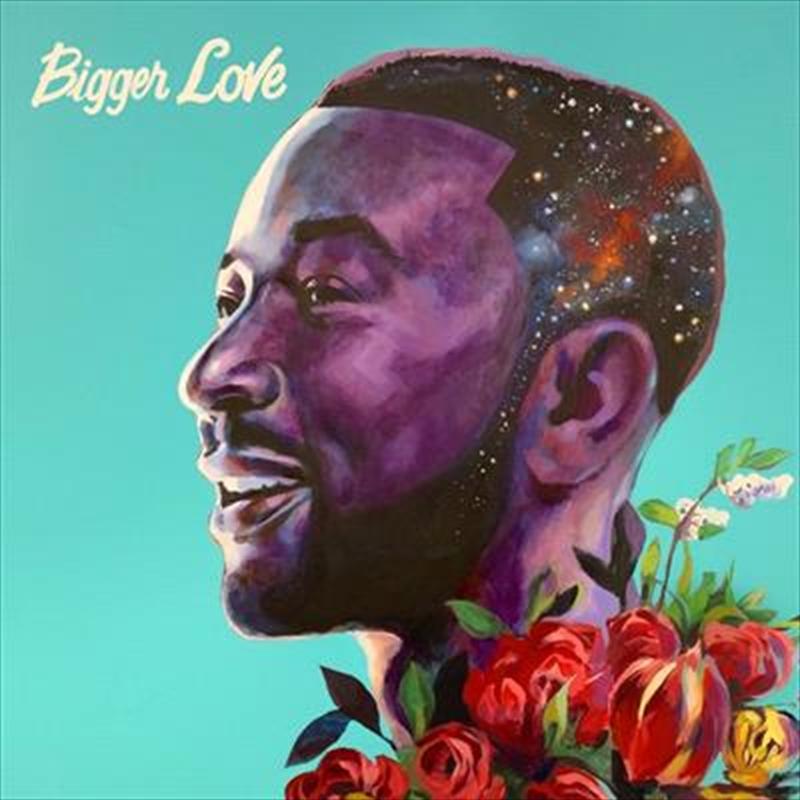Bigger Love | CD