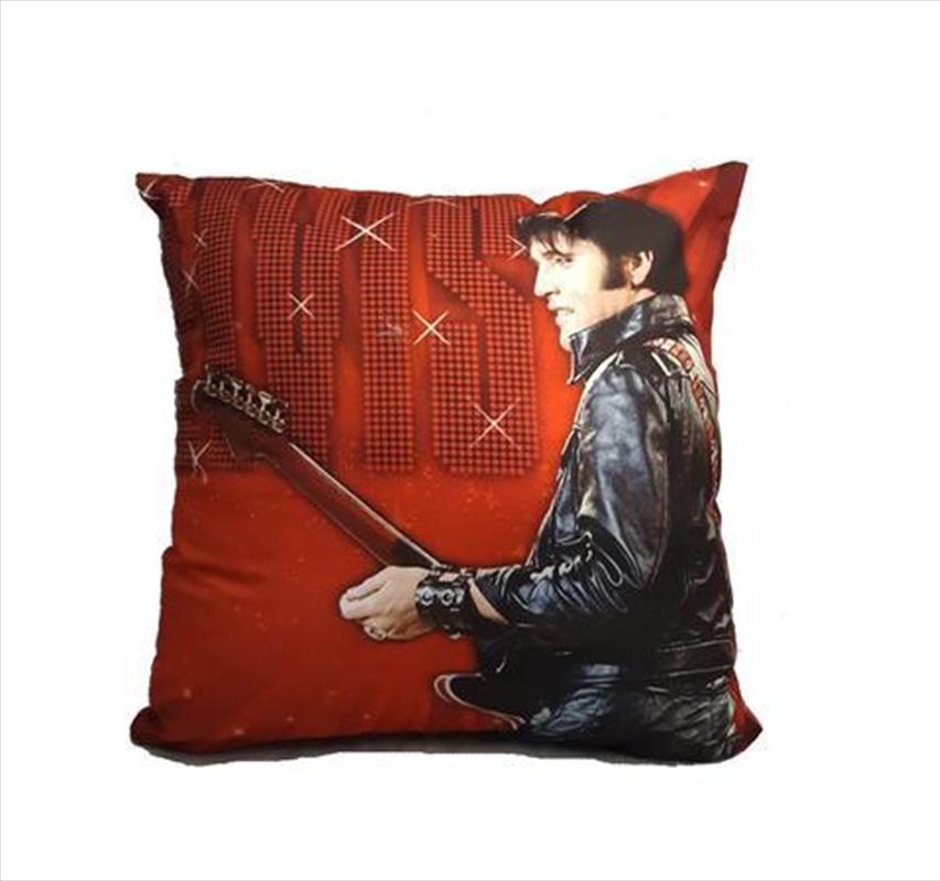 Elvis Pillow 68 Name | Homewares