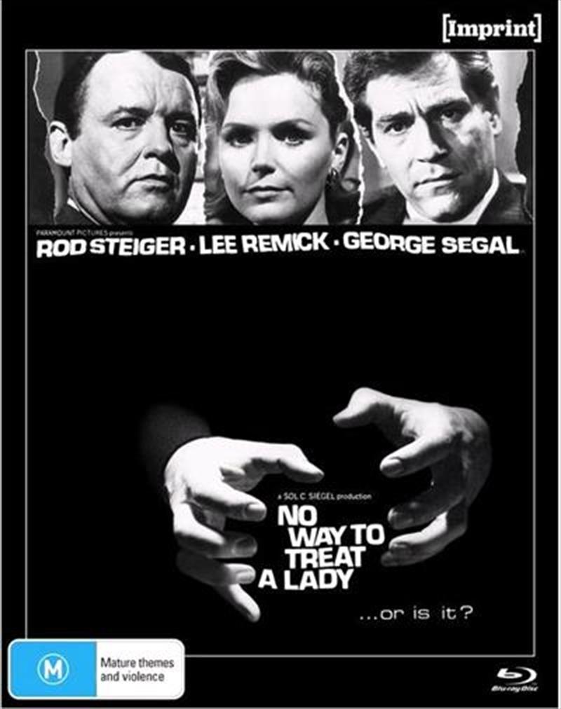 No Way To Treat A Lady | Blu-ray